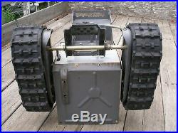 1989 Craftsman 420 Trac Drive Snowblower Complete Transmission Robot Noma
