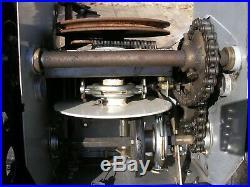 1992 Craftsman 524 Trac Drive Snowblower Complete Transmission Robot Noma OEM