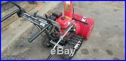 2007 Honda Hs724 Track Drive Hydrostatic Snow Thrower