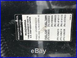 2012 Craftsman GT6000, 26HP, 54 Mower, 48Snowblower, Weights/Chains, 349Hrs