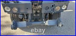 2012 Holder C250 Diesel Snow Plow / Blower Tractor 50HP Kubota