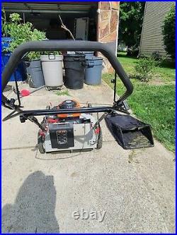 26 Turf Beast Lawnmower 208cc Self Propelled