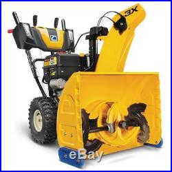 26 in. 357cc 3-Stage Electric Start Gas Snow Blower with Heated Grips Heavy Duty