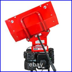 27.5 Power Sweeper Broom Snow Debris CARB/EPA 6.5HP with Dust Collection Bucket