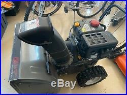 4 179cc Dual-Stage Snowblower Craftsman