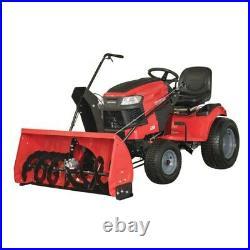 42 2 Stage Snow Thrower Craftsman Tractor Attachment