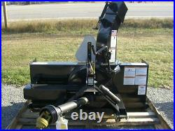 64 Yanmar (by Woods Equipment) 3-Point Tractor Snow Blower Model YSB64