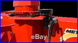 78 3-Point, Pull-Type Meteor Snow Blower with Skid Shoes & Hyd Chute Rotation