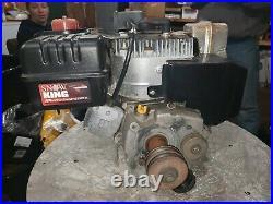 8HP Tecumseh Snow King Snow Blower Engine yard machine 8hp 24 MTD motor