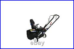 AAVIX AGT1420 20 in. 87cc Single-Stage Recoil Start Gas Snow Blower