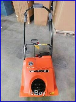 ARIENS 938033 Snow Blower, Clearing Path 21, Fuel Type Gas