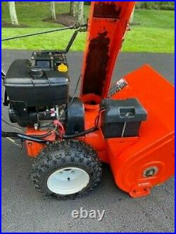 Airens 1128 Snow King two-stage snow blower