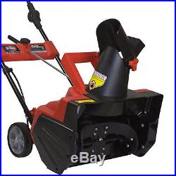 All Power Ultra 18 13.5A Electric Single Stage Heavy Snowfall Snowblower