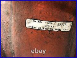 Ariens 10ML60D Vintage Snowblower 1963 1964