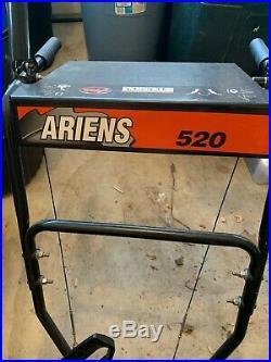 Ariens 520 snowblower