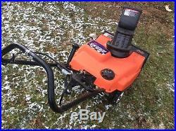 Ariens 522 electric start snowblower snow blower
