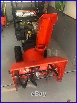 Ariens 8526 8.5 HP Snowblower / Snow Thrower