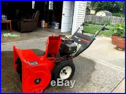 Ariens 920025 Classic 24 in. 2-Stage Snow Blower