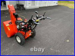 Ariens AX306 Deluxe 28 SHO Super High Output Snowblower in Excellent Condition
