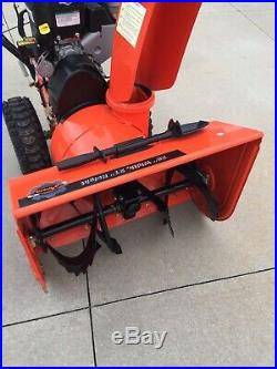 Ariens Deluxe 28 2-Stage Electric Start Snow Blower Briggs Motor Heated Grips