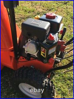 Ariens Deluxe 28 921030 Snowblower 254cc