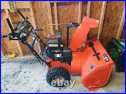 Ariens Deluxe 28 in. Two-Stage Electric Start Gas Snow Blower 420cc