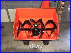 Ariens Deluxe ST28LE 28 254cc 2 Stage Snow Blower with Auto Turn Tech 921030
