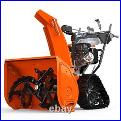 Ariens Platinum RapidTrak 28 SHO (28) 369cc Snow Blower- 921057- Free Shipping