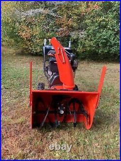 Ariens Professional 28 Snow Blower, Model # 926038, Hardly Used