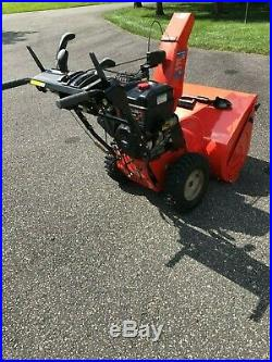 Ariens ST28DLE PRO 28 inch 420cc Two Stage Snow Blower NOTE LOCAL PICKUP ONLY