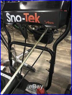 Ariens Sno-Tek Snowblower 2-stage 24