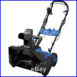 BEST SELLER Electric Single Stage Snow Blower Thrower 21-Inch 15 Amp Motor