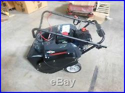 BRIGGS & STRATTON 1696715 Snow Blower, Clearing Path 22, Fuel Type Gas