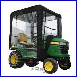 Berco (40) Universal Tractor Snow Cab