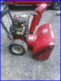 Big Craftsman 30 inch wide Snow Blower 10.5 hp. Parts repair in ny