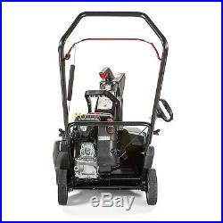 Briggs & Stratton 1696737 22 Inch 208cc Single Stage Thrower Gas Snow Blower
