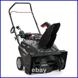 Briggs & Stratton 22 208cc 9.5 TP Single Stage Gas Powered Snow Blower (Used)