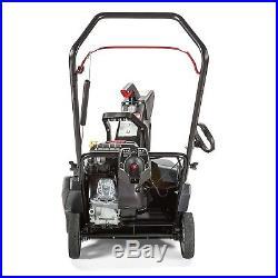 Briggs & Stratton 22 208cc Single Stage Electric Start Gas Snow Thrower 1696715