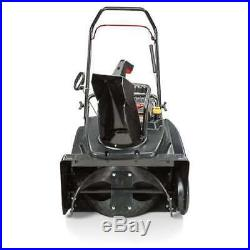 Briggs & Stratton 22 208cc Single Stage Gas Snow Thrower 1696737 (For Parts)