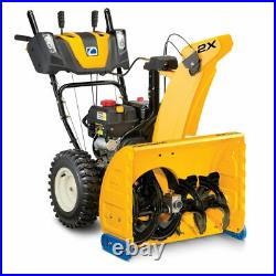 CUB CADET 2X 26 HP Two Stage Snow Blower WITH 3 YEAR FACTORY WARRANTY