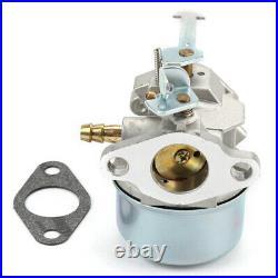 Carburetor Carb Kit for Tecumseh 640086 640086A 632641 632552 3HP 2-Cycle Engine
