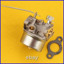 Carburetor For Tecumseh 640086A 640092A 640311 HSK600 3HP 2 Cycle Engine Snow