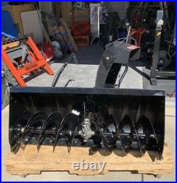 Craftsman 2-Stage 42 Inch Snow Thrower Lawn Tractor Attachment