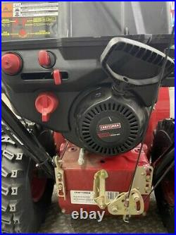 Craftsman 247.886940 26 Electric Start Quiet Zero Turn Snowblower (CLN053059)
