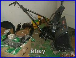 Craftsman, 42 2 Stage, Snow Thrower, Tractor Attachment, Model 486 24837, Sears, Nice