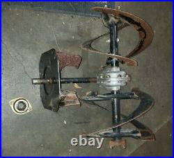 Craftsman 5HP 23 track Snow Blower AUGER ASSEMBLY GEAR BOX 10 IMPELLER 5/23