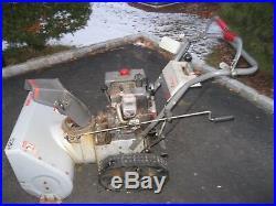 Craftsman 8/26 Sears Snowblower Track Model 536.885920 Local Pick UP CLARK, NJ