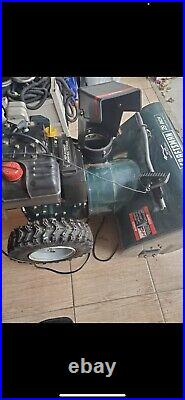 Craftsman Dual Stage Snow Blower Thrower 9HP 29 Inch Clearing Path