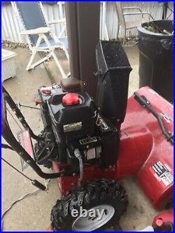 Craftsman Snow Blower 28 8.5 HP. Electric Start
