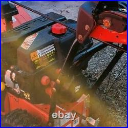 Craftsman Snowblower SB 425 24 2-stage 208cc Electric Start Will Deliver 100mi